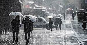 Meteoroloji'den 44 il için yağış ve sel uyarıları!