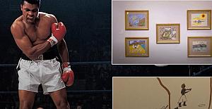Muhammed Ali'nin çizimlerine 1 milyon Dolar