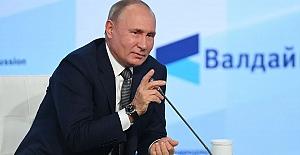 Putin: Erdoğan'ın 'Dünya beşten büyüktür' görüşüne katılmıyorum