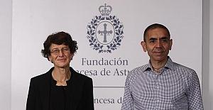 Türeci ve Şahin'e bir ödül de İspanya'dan