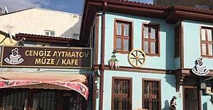 Türkiye'nin ilk Cengiz Aytmatov Müzesi Eskişehir'de hizmet veriyor