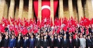 19 Mayıs Atatürk'ü Anma, Gençlik ve Spor Bayramı KUTLU OLSUN !..
