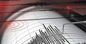 Kahramanmaraş'ta 4.8 büyüklüğünde deprem !..