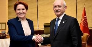 Akşener ve Kılıçdaroğlu iş birliğinde anlaştı