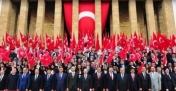 19 Mayıs Atatürk'ü Anma, Gençlik ve Spor Bayramı'nın 100. Yılı KUTLU OLSUN !..