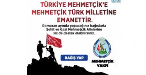 Şehit ve Gazi Mehmetçikler için yapacak çok şey var!..