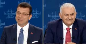 İstanbul Adayları ekranda bir araya geldiler