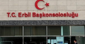 Irak Erbil'de restorana silahlı saldırı! 1 Türk diplomat şehit oldu!