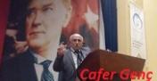 """CAFER GENÇ yazdı: """"Başbuğ Türkeş Ve Ülkücülük Üzerine"""""""