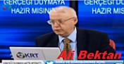 """ALİ BEKTAN yazdı: """"Ayasofya Ve Yaşayan Bizans İmparatoru"""""""