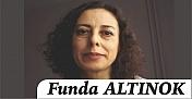 """FUNDA ALTINOK yazdı: """"Fedakâr Olmak.."""""""