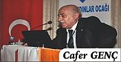 """CAFER GENÇ yazdı: """"Bugün Bayramlık ve Tadımlık İkramım Olsun.."""""""