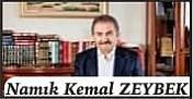 """NAMIK KEMAL ZEYBEK yazdı: """"Tehlike Büyük ve Derindir..."""""""