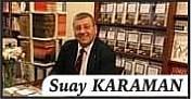 """SUAY KARAMAN yazdı: """"Ateş ve İhanet.."""""""