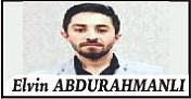 """ELVİN ABDURAHMANLI yazdı: """"Karabağ Şehitlerimizin Ruhları Şad Olsun!.."""""""