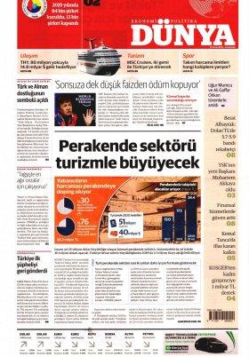 Bursa Arena / Haber Merkezi - 26.01.2020 Manşeti