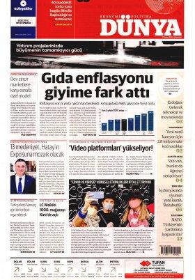 Bursa Arena / Haber Merkezi - 18.02.2020 Manşeti