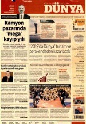 Bursa Arena / Haber Merkezi - 11.12.2018 Manşeti