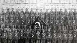 """Ali Kaybal'dan """"Çanakkale Geçilmez.."""""""