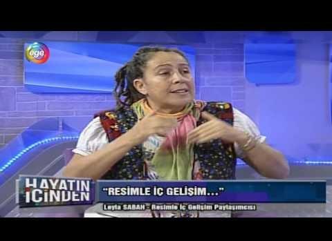 LEYLA SABAH - Resimle İç Gelişim..