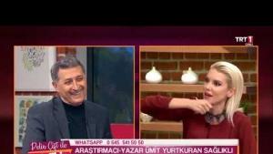 """ÜMİT YURTKURAN - PELİN ÇİFT Söyleşisi; """"Kanseri Kendim Yendim!"""""""